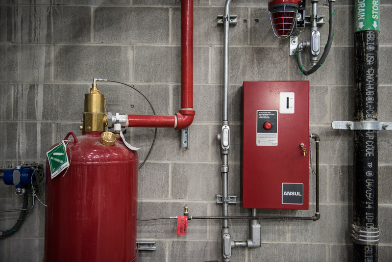 Fire Protection Systems for Special Hazards