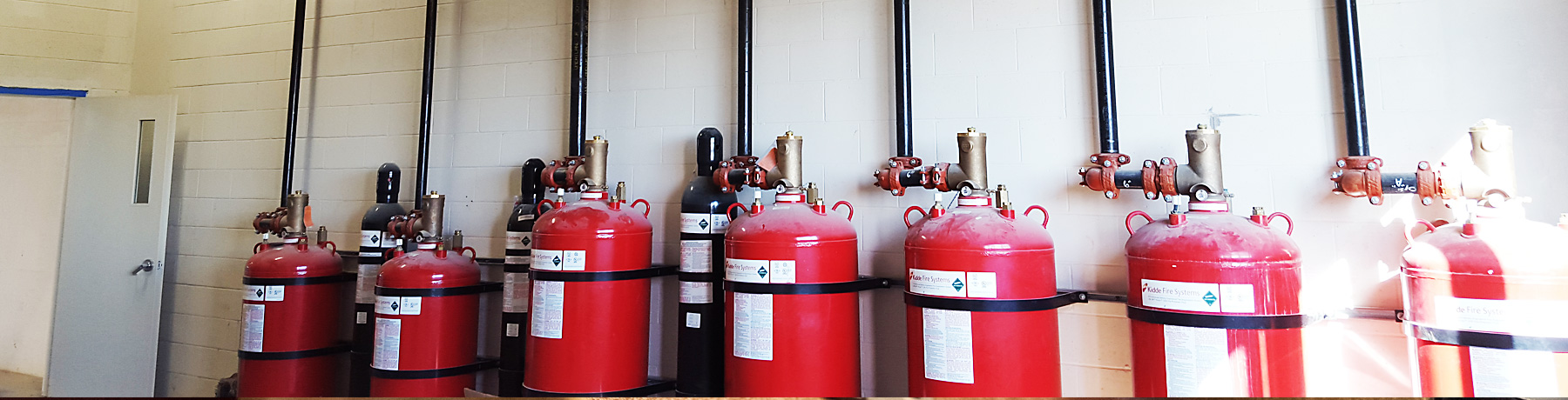 Fire Suppression Systems for Industrial Applications